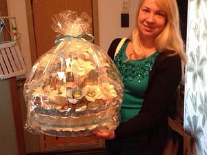 Hacemos el pastel de dulces y jugo con una sorpresa | Feria Maestros - hecho a mano, hecho a mano