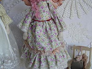 Мастер-класс: красивое платье для Тильды. Ярмарка Мастеров - ручная работа, handmade.