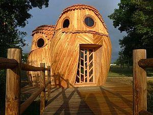 Необычные здания в форме совы со всего света. Ярмарка Мастеров - ручная работа, handmade.
