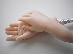 Рассмотрим основные этапы создания куклы из полимерной глины. Ярмарка Мастеров - ручная работа, handmade.