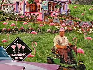 Любите ли вы фламинго?, или Прекрасная розовая птица в оформлении интерьеров. Ярмарка Мастеров - ручная работа, handmade.
