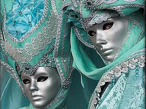 Ах, карнавал, удивительный мир.. | Ярмарка Мастеров - ручная работа, handmade