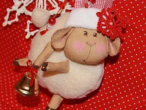 Розыгрыш овечки | Ярмарка Мастеров - ручная работа, handmade