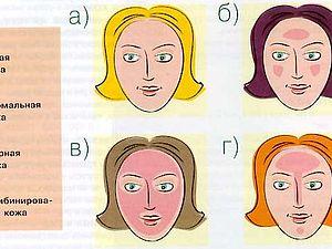 Знаете ли вы ваш тип кожи?   Ярмарка Мастеров - ручная работа, handmade