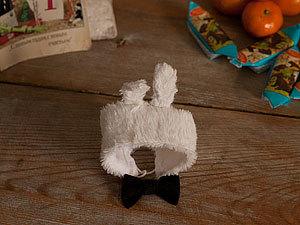 Бабочка, ушки и хвостик пупочкой! | Ярмарка Мастеров - ручная работа, handmade
