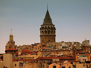 Галатская башня   Ярмарка Мастеров - ручная работа, handmade