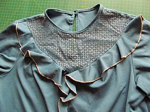 Волшебное преображение платья в... брошь. Ярмарка Мастеров - ручная работа, handmade.