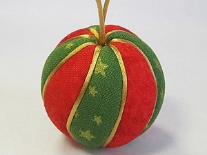 Елочные шары в технике кимекоми | Ярмарка Мастеров - ручная работа, handmade