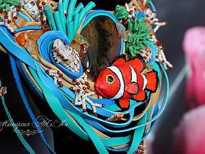 Новинка! Колье с рыбкой! | Ярмарка Мастеров - ручная работа, handmade