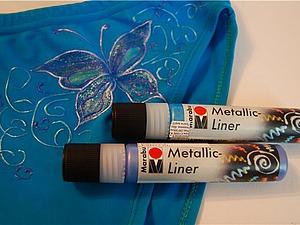 Роспись купальника акриловыми красками. Ярмарка Мастеров - ручная работа, handmade.