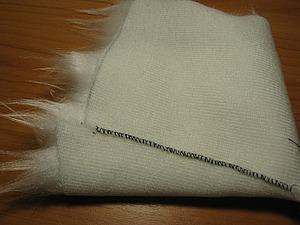 Видео мастер-класс: скорняжный шов и вспушка при шитье меховых изделий. Ярмарка Мастеров - ручная работа, handmade.