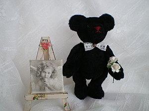 Мишка-конфетка   Ярмарка Мастеров - ручная работа, handmade
