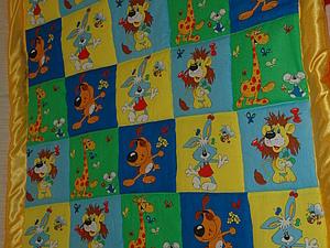Детское одеялко за полцены!!!. Ярмарка Мастеров - ручная работа, handmade.