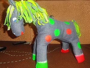 Шьем лошадку! | Ярмарка Мастеров - ручная работа, handmade