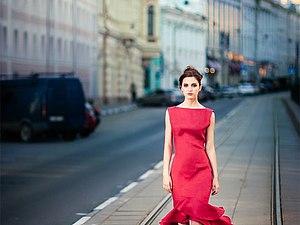 Акция на летнее платье - 55% | Ярмарка Мастеров - ручная работа, handmade