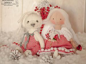 Рождественский Аукцион - 2 лота | Ярмарка Мастеров - ручная работа, handmade