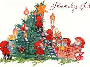 Датское Рождество | Ярмарка Мастеров - ручная работа, handmade