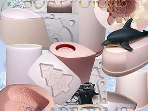 Розыгрыш конфетки - силиконовая форма для мыла | Ярмарка Мастеров - ручная работа, handmade
