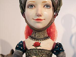 Куклы Гули Алексеевой | Ярмарка Мастеров - ручная работа, handmade
