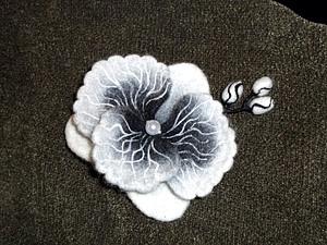 Закрыт. Аукцион многолотовый на броши из шерсти | Ярмарка Мастеров - ручная работа, handmade