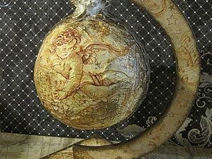 Готовим сани(тобишь шары) летом)))))) | Ярмарка Мастеров - ручная работа, handmade