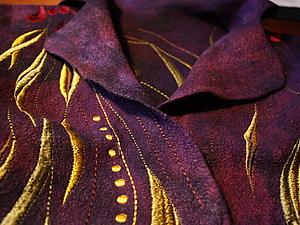 Жакет - красим готовое изделие | Ярмарка Мастеров - ручная работа, handmade