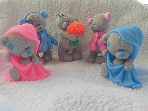 Мишки Тедди | Ярмарка Мастеров - ручная работа, handmade
