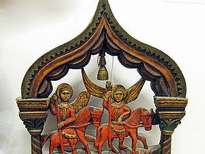 Духовный хэнд-мейд наших предков. Ярмарка Мастеров - ручная работа, handmade.