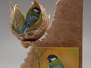 Потрясающие деревянные изделия Joey Richardson.   Ярмарка Мастеров - ручная работа, handmade