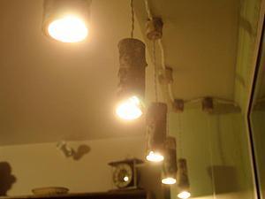 Как сделать березовый светильник. Часть 2. Ярмарка Мастеров - ручная работа, handmade.