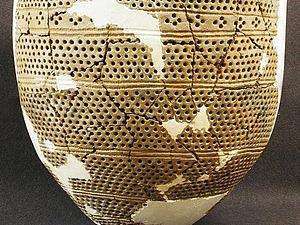 Керамистам каменного века посвящается. Ярмарка Мастеров - ручная работа, handmade.