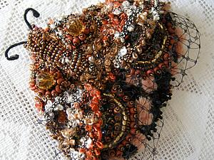Новая  брошь бабочка! | Ярмарка Мастеров - ручная работа, handmade
