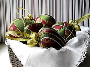 Новая коллекция елочных украшений - уже в продаже. | Ярмарка Мастеров - ручная работа, handmade
