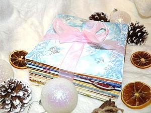 Чудесный магазин для рукодельниц и новогодняя конфетка!!!!   Ярмарка Мастеров - ручная работа, handmade