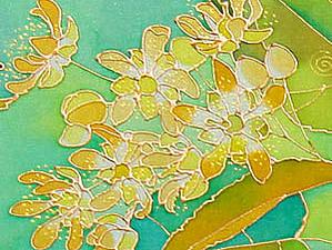 МК по холодному батику 31 августа   Ярмарка Мастеров - ручная работа, handmade
