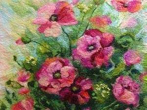 Приглашаю на мастер-классы по валянию картин - Натюрморт | Ярмарка Мастеров - ручная работа, handmade