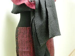 Нуно-юбка   Ярмарка Мастеров - ручная работа, handmade
