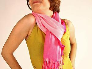 !! летние СУМАСШЕДШИЕ скидки на кашемировые шарфы!! | Ярмарка Мастеров - ручная работа, handmade
