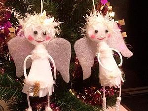 Ангелочки | Ярмарка Мастеров - ручная работа, handmade