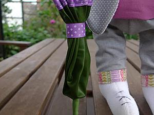Легко и просто делаем зонт-трость для игрушки. Ярмарка Мастеров - ручная работа, handmade.