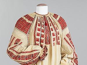 Купить румынскую вышивку