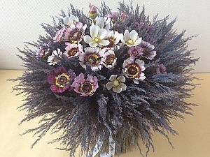 Видео мастер-класс: делаем хризантему из холодного фарфора. Ярмарка Мастеров - ручная работа, handmade.