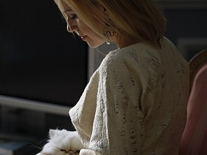 Ажурная туника, свитер | Ярмарка Мастеров - ручная работа, handmade