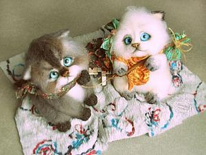 Кошкин дом или перевоплощение ... | Ярмарка Мастеров - ручная работа, handmade