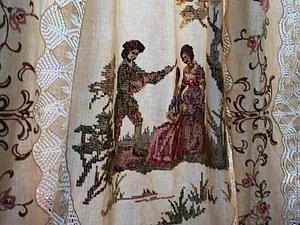 Розыгрыш старинного покрывала | Ярмарка Мастеров - ручная работа, handmade