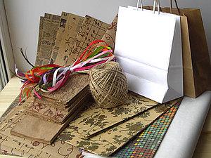 Крафт-Конфетка :) | Ярмарка Мастеров - ручная работа, handmade