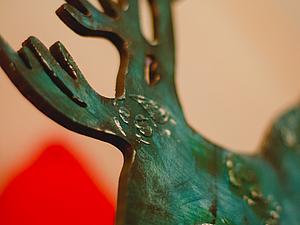 Любимый мой олень. | Ярмарка Мастеров - ручная работа, handmade