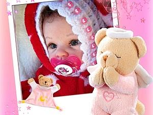 Малышка Кристи. Куклы реборн Инны Богдановой | Ярмарка Мастеров - ручная работа, handmade