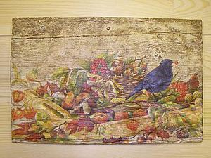 Уникальный курс Марины Жуковой! Имитация старого камня и дерева! 2 предмета + 2 техники! | Ярмарка Мастеров - ручная работа, handmade