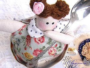Шьем куклу-тильду — милую толстушку Миссис Пепперпот. Ярмарка Мастеров - ручная работа, handmade.